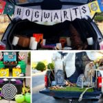 Over 100 trunk or treat ideas for your car, including Harry Potter, Superheroes and more! You're going to love these easy and inspiring Halloween ideas! Keep reading to find your favorite and start decorating your car. #halloween #trunkortreat #disney #superhero