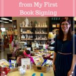 9 Unforgettable Lessons I Learned from My First Book Signing