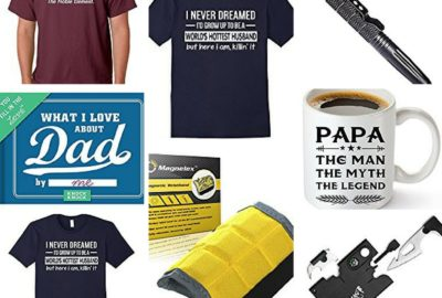 Father's Day gifts shouldn't be hard to find. These 21 Fathers' Day gift ideas are budget-friendly (under $15) and will help you buy your favorite man a high quality gift without breaking the bank. As a BONUS we've included some gag gifts to make Dad laugh. Click to read and find his favorite Father's Day gift this year.