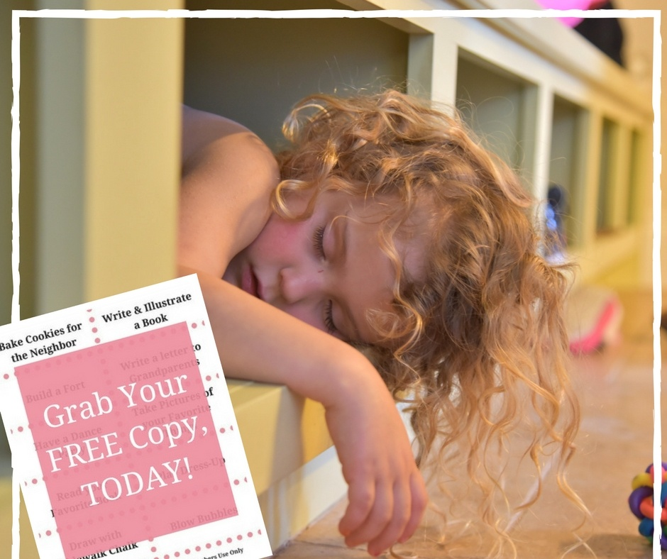 """""""I'm bored"""" is a phrase used by every child. You can have summer fun and use these practical tips for thriving this season. Don't forget to grab our free """"I'm bored ideas"""" list to create your """"I'm bored jar."""" Click to read on how yout family can have lots of summer fun."""