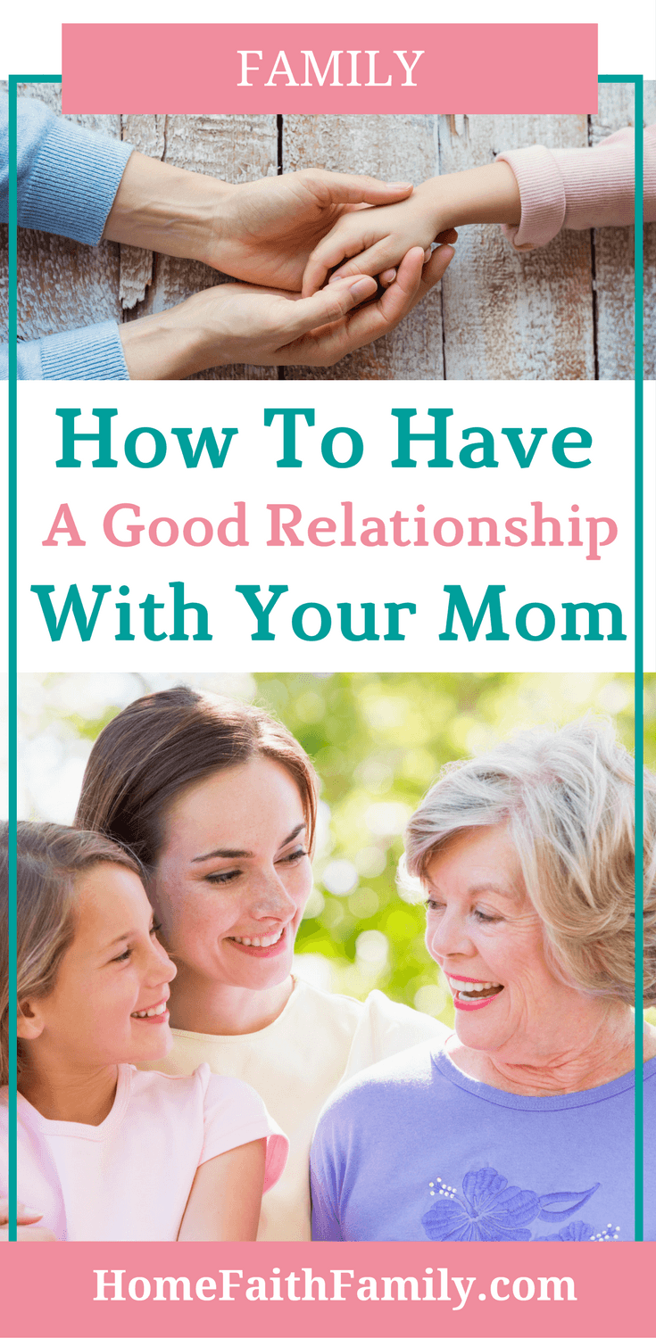 Every mother daughter relationship has problems. Some relationships are difficult or even broken. So, is there a secret to get along with your mother? Here are 5 life tips on how to have a good relationship with your mom. Click to learn how you can strengthen your mother daughter relationship.