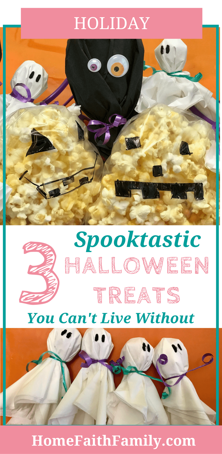 These easy Halloween treats are budget friendly and will help you save money. DIY 3 Halloween treats for kids (young and old) that you simply cannot live without. The best part is one treat costs less than 25 cents! Toddler friendly and mom approved. #Halloween #Halloweentreats