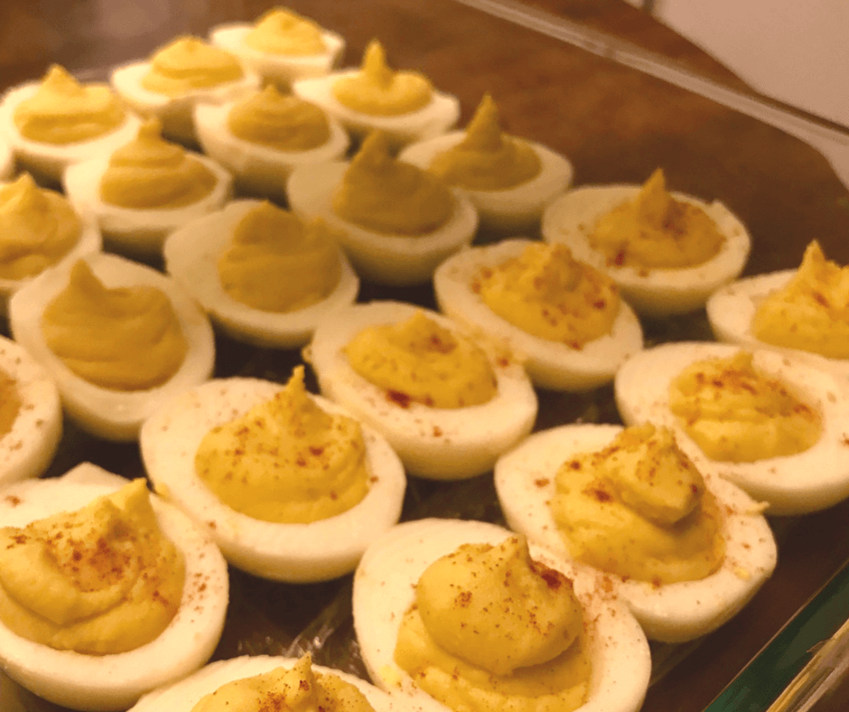 Creamy Deviled Eggs Recipe - Secret Family Recipe Revealed ...