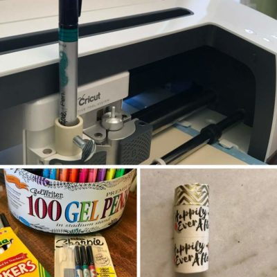 How To Use Any Pen on the Cricut Maker (A DIY Tutorial)