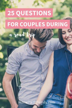 Want to strengthen your marriage while you travel with your spouse? You'll love asking him these questions (#10 is my favorite)! | Marriage Retreats | Rekindle Marriage | Couple Travel Ideas | Couple Bucketlist | Travel Memories