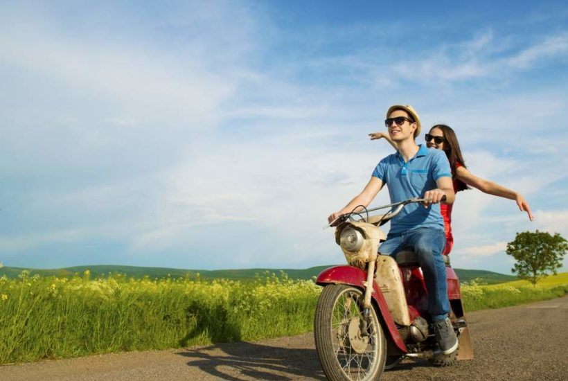 Will you and your spouse be spending a lot of time in the car this summer? Then you're going to love these questions for couples during a road trip. These questions will make you laugh, become more intimate, and strengthen your relationship. Continue reading to find your favorite questions. #marriage #roadtrip #questions #relationship