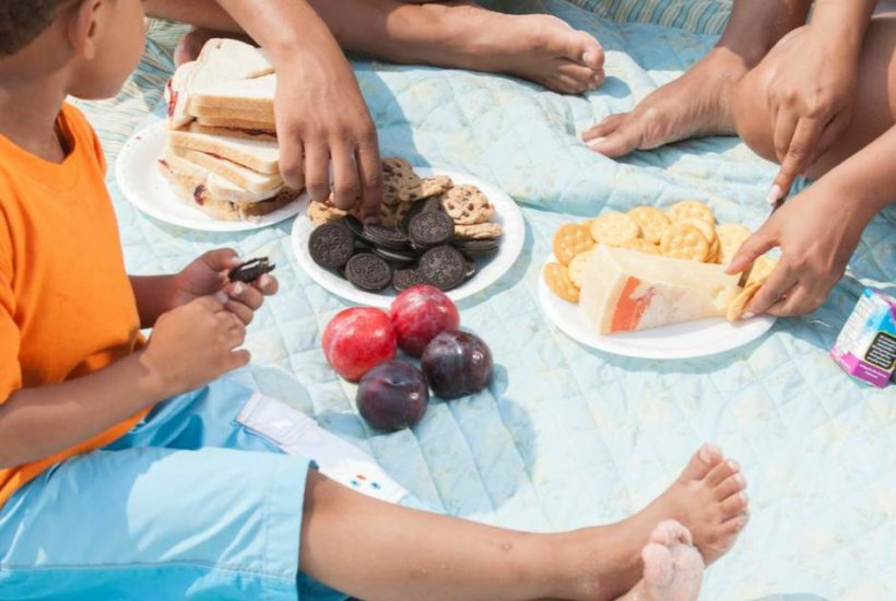 If you're wanting nonmessy travel food ideas for road trips with your kids, then you'll love this healthy list of food. My toddlers love these nonmessy snacks when traveling long distances in the car. Keep reading to find your favorite, save money on snacks, and start preparing for your upcoming road trip. #toddlers #nonmessy #travel #roadtrip
