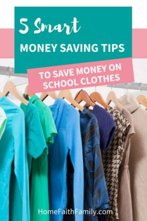 These money saving tips are perfect for buying cute outfits for school that won't have you going broke. Keep reading to learn how you can save money while shopping for cute back to school clothes. (#3 is my favorite tip) | school clothing | school clothes ideas | stylish school outfits #school #savingmoney #clothes #shopping