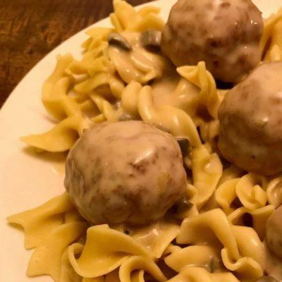 Easy Swedish Meatball Recipe