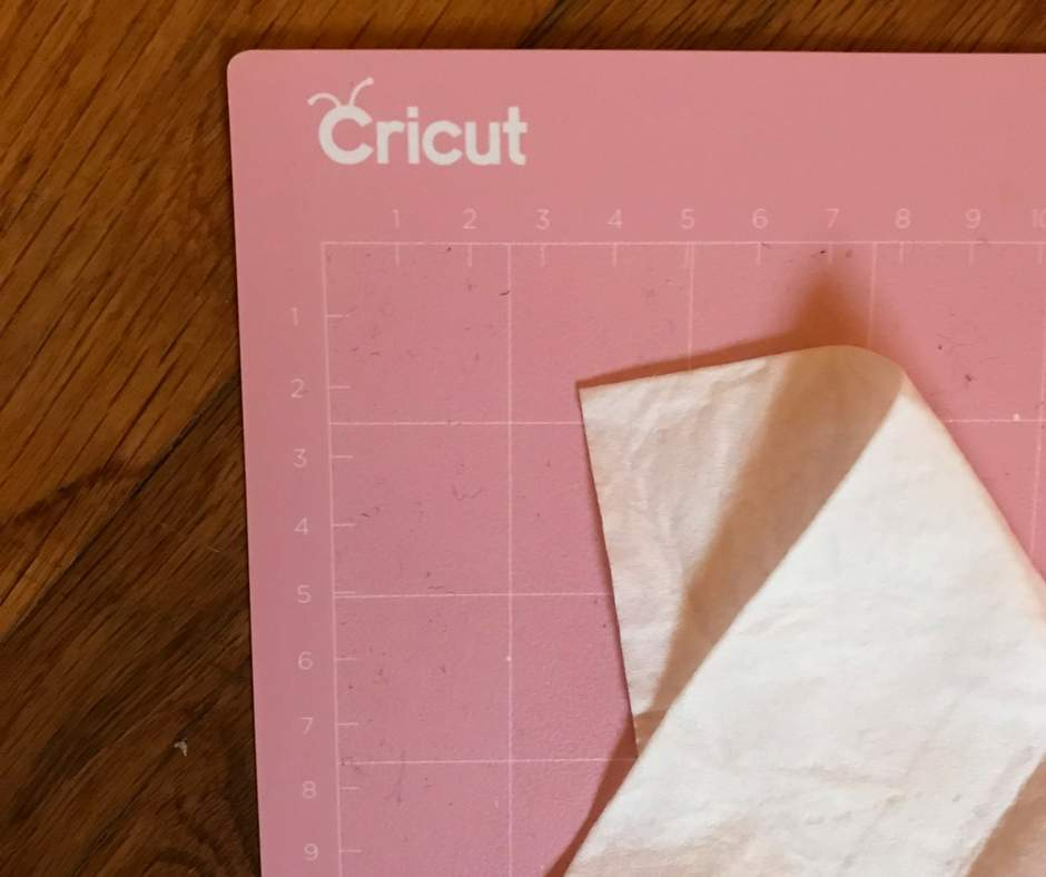 I love how easily cleaning my Cricut mat is when I use baby wipes. If you're looking for an easy way to clean a Cricut mat with baby wipes, then you'll love this tutorial. Save money on your Cricut mats by using this free hack before your next Cricut project. Keep reading to learn how. #Cricut #Cricutmade #DIY #DIYtutorial