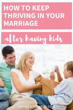 You and your spouse can thrive in your marriage after kids come into your home. I want to share with you quick and easy tips that have helped strengthen my marriage with my husband as we balance our marriage and parenting responsibilities. Keep reading to learn what they are. #love #couples #marriage #christianmarriage #strongmarriage | marriage and family, marriage difficulties, marriage and kids, resentment in marriage, improve marriage