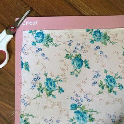 How To Easily Restick Your Cricut Mat