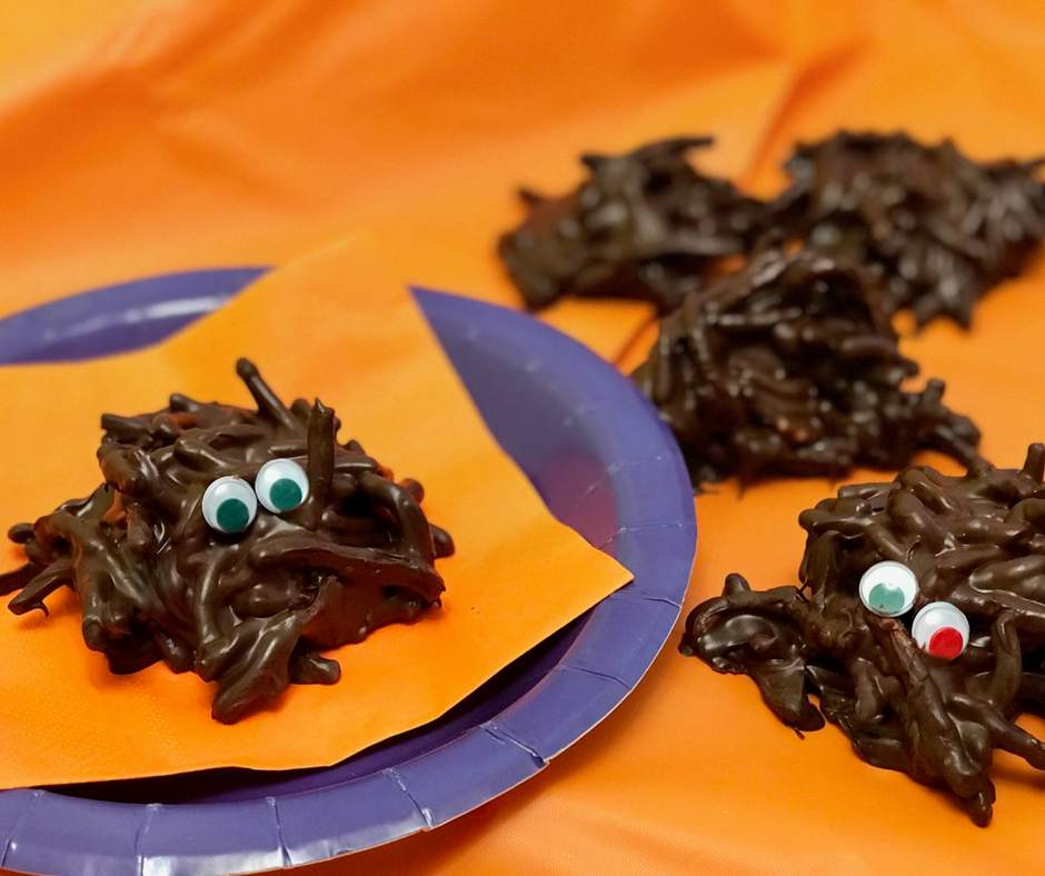 A fun, kid friendly Halloween recipe that you don't want to miss!