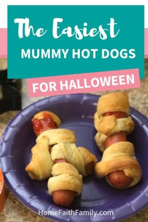 Your mummy hot dogs will be everyone's favorite Halloween food! This idea is simple to make, requires only 2-ingredients, and is one of the best Halloween food ideas for kids and adults alike. Bring your Halloween food to life with this easy to make appetizer. Keep reading to start cooking. #Halloween #Halloweenfood #yummy #food #eats | Halloween food kids, Halloween recipes, Halloween recipes ideas food, kids Halloween food, easy Halloween food appetizers