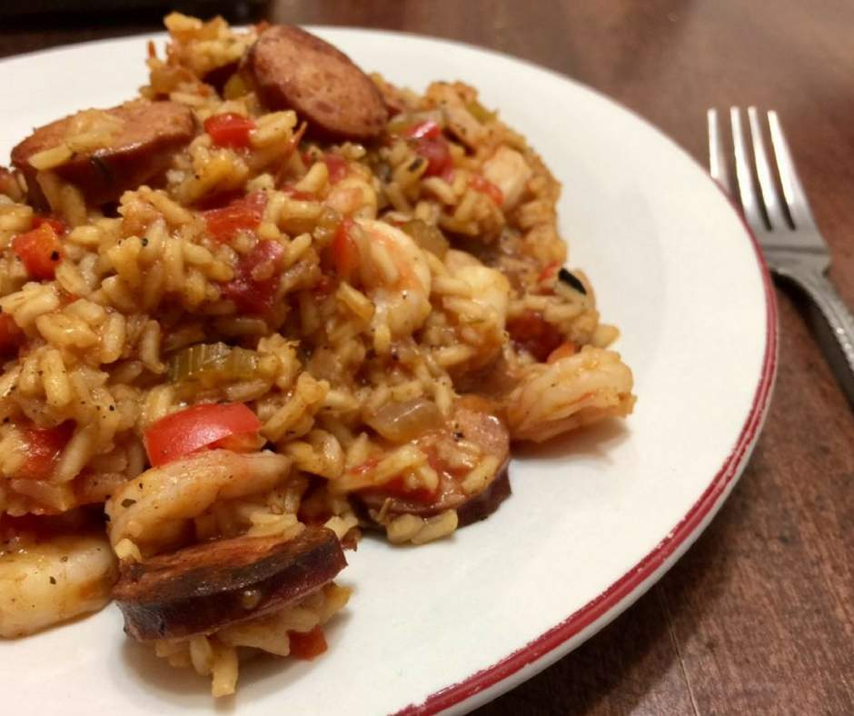 This is hands down the best jambalaya recipe you will find. The recipe is set to a milder taste and instructions are provided on how to add more spice. The best part about this easy recipe is that the freezer instructions are included! Click to start cooking this meal. #jambalaya #creoleseasoning #recipes #cooking #yummy