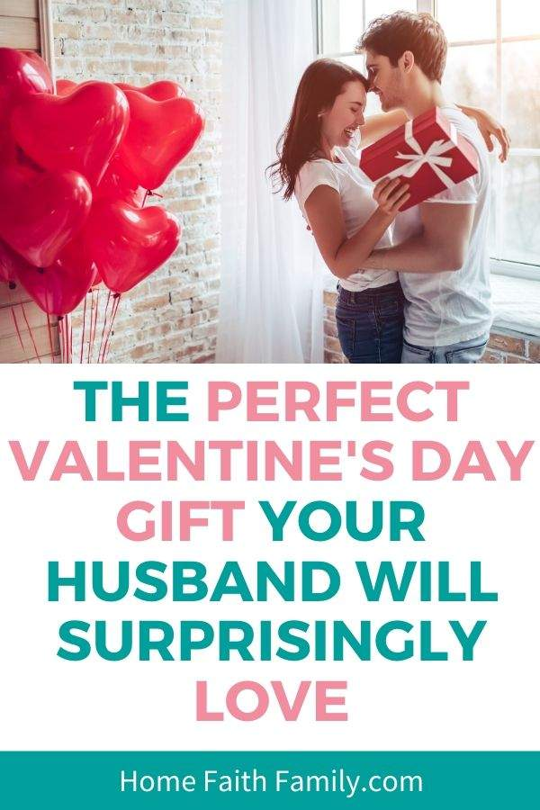Is your man impossible to shop for? Mine is (I know the pain). The Valentine's gifts in this guide will help you find the perfect Valentine gift for your husband he will surprisingly love. #valentinesday #husband #giftguide #love